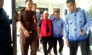 Sekdis DIbud Sultra Digiring Ke Tahanan