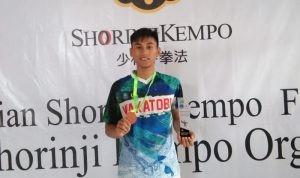 Andri Togala Atlet Kempo Wakatobi Peraih Perunggu