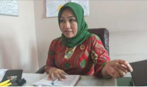 Anggota KPU Kabupaten Konsel, Asriani