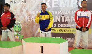 Atlet Kempo Asal Sultra, Marlin-min