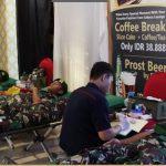 Donor Darah Anggota TNI