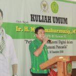 Ketum DPP PPP, Muhammad Romahurmuzyi