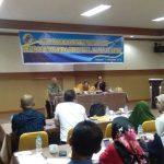 Rapat pembentukan koperasi alumni smandara