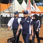 Ketua DPW PArtai Perindo Sultra Jaffray Bittikaka