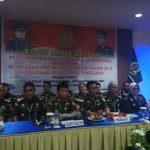 Kejati Sultra, Mudim Aristo bersama jajaran Kejari 17 Kabupaten Kota di Sultra