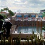 Kolam Renang Hotel Fortune FrontOne