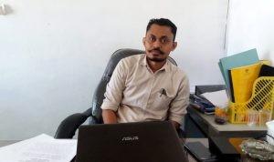 Muh Mukmin Koordinator Data KPU Baubau