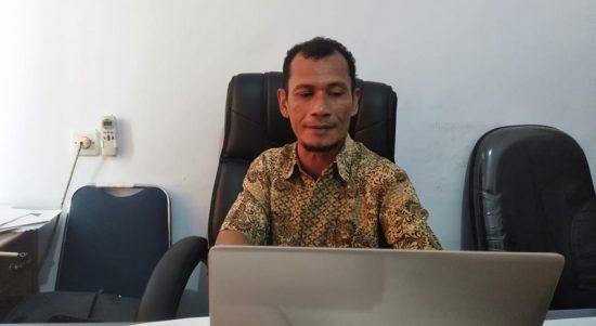 Plt. Kepala Dinas Pertanian Wakatobi