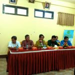 Rektor UMK dan Jajaran Pimpinan UMK
