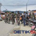enertiban pasar sore Kabupaten Bombana