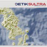 Titik lokasi gempa