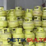 tabung gas elpiji 3 kg palsu