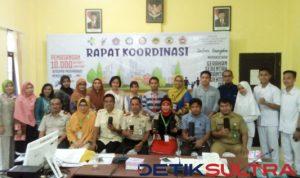 Rapat koordinasi pemerintah