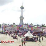 Suasana Deklarasi Jokowi-Ma'ruf