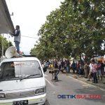 demonstrasi GMPK