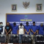 BNNP Amankan Ribuan Kg Sabu, Satu Tersangka Asal Toraja