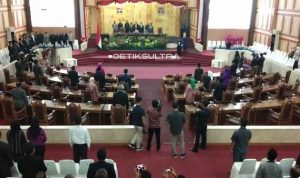 Paripurna HUT Sultra, Sinergitas DPRD dan Pemprov Menuju Garbarata