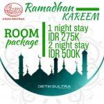 Sambut Ramadan, Hotel Athaya Siapkan Sederet Promo