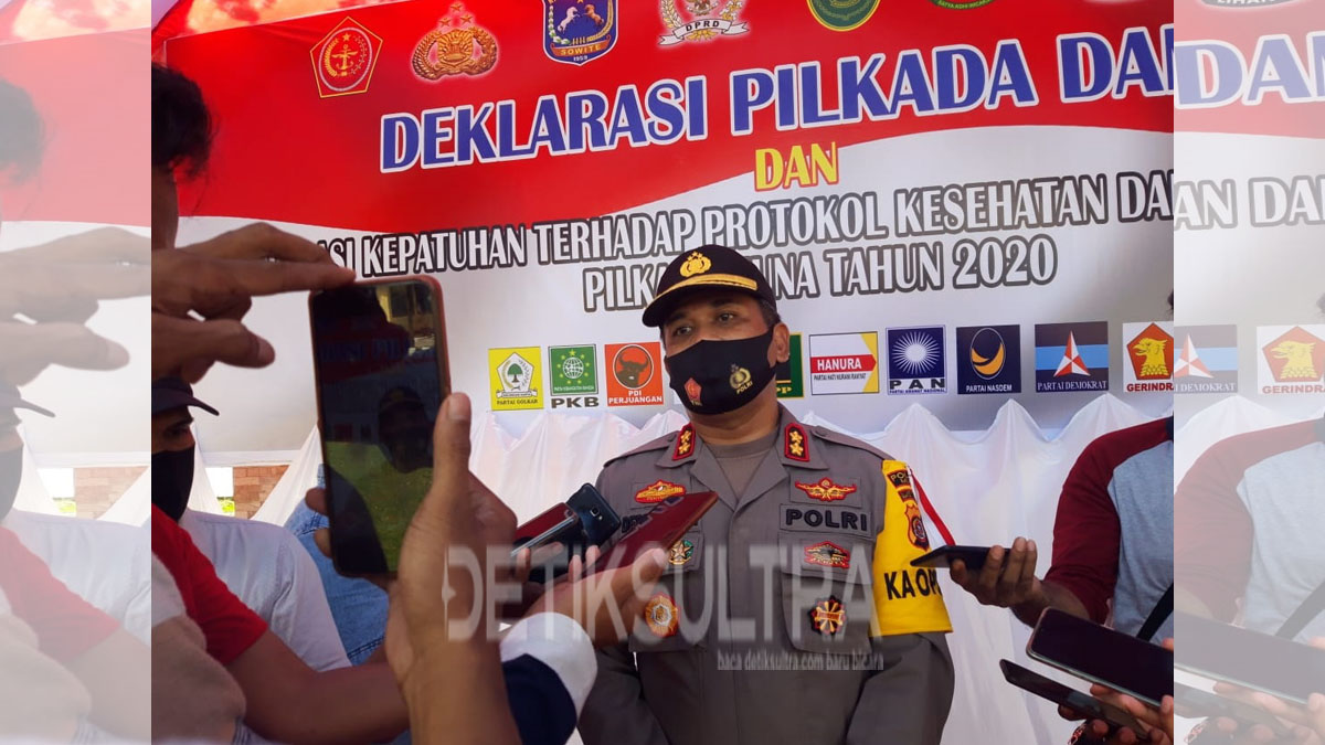 Photo of 670 Polisi Bakal Amankan Pilkada Muna