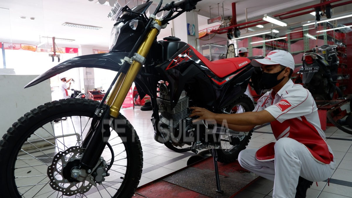 Photo of Sambut September, Astra Honda: Service di AHASS Berkesempatan Raih Hadiah